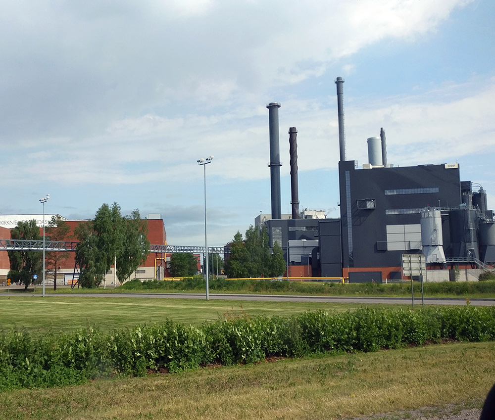 Ecowec recycles heat from wastewater